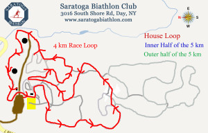 4 km Race Loop (20 km race)